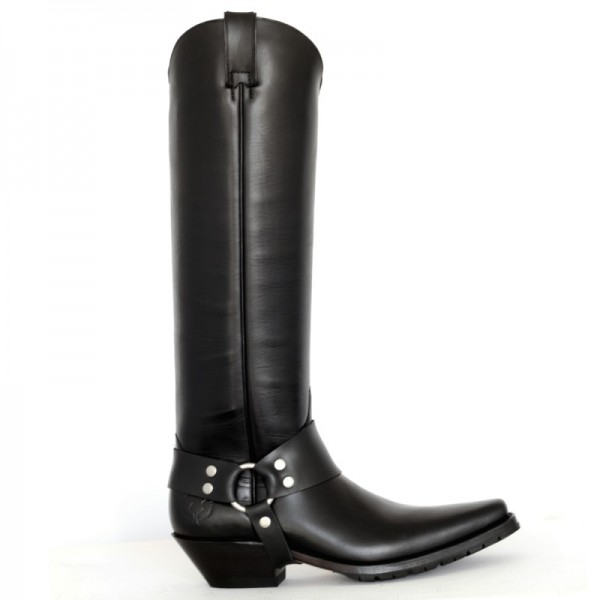 EMBOSSY Reloaded Harness Boots