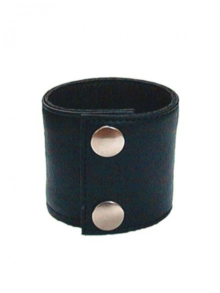 Mister B Leather Small Wrist Wallet With Zip