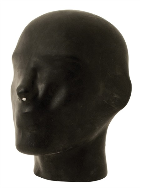 Mister B Thick Rubber Anatomical Hood Nose Only