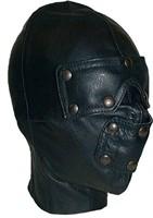 Mister B Leather Slave Hood