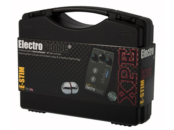 E-Stim ElectroPebble XPE Pack