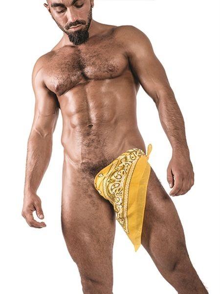 Hanky Yellow