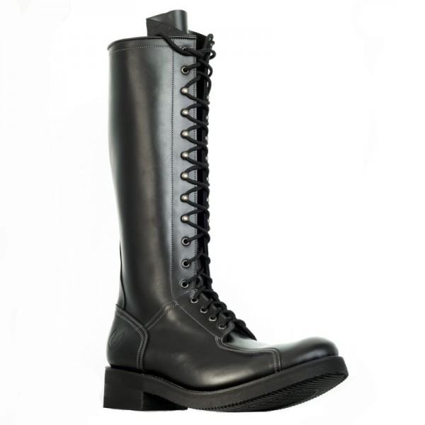 EMBOSSY LINEMAN Boots - Black