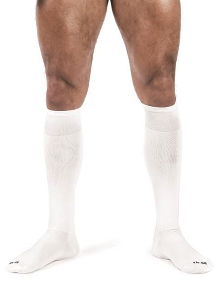Football Socks White