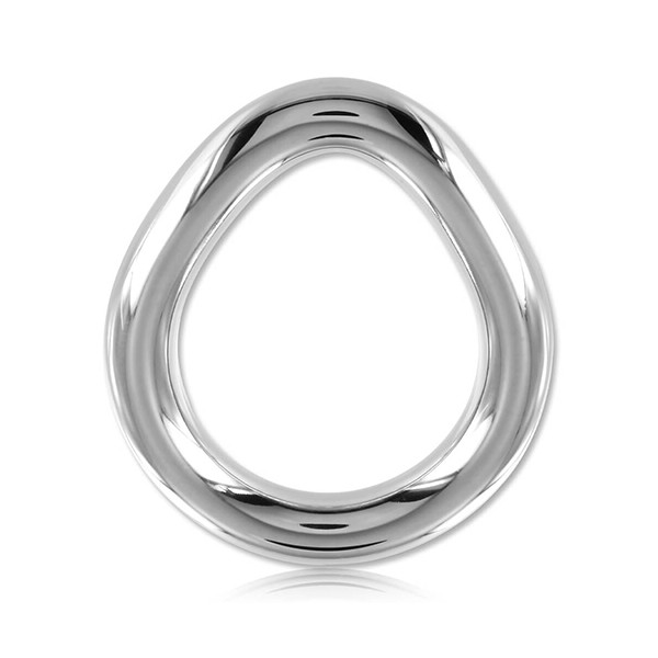 Stainless Steel Flared Cock Ring