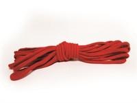 Mister B Bondage Rope Cotton 10 m Red
