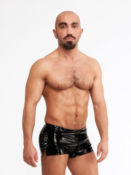 Mr Riegillio PVC Mini Short