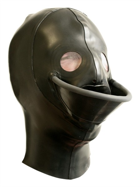 Mister B Rubber Extreme Water Boarding Hood