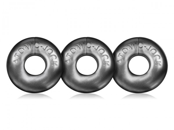 Oxballs Ringer Cockring Steel 3 Pack