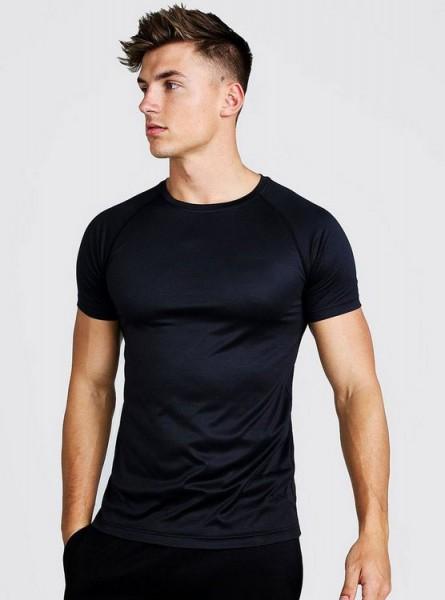 RUFF Gear Basic T-Shirt - Black