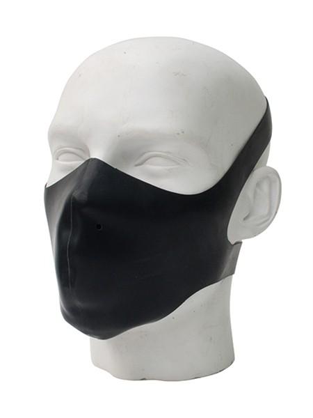 Mister B Rubber Bike Mask