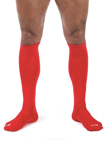 Football Socks Red