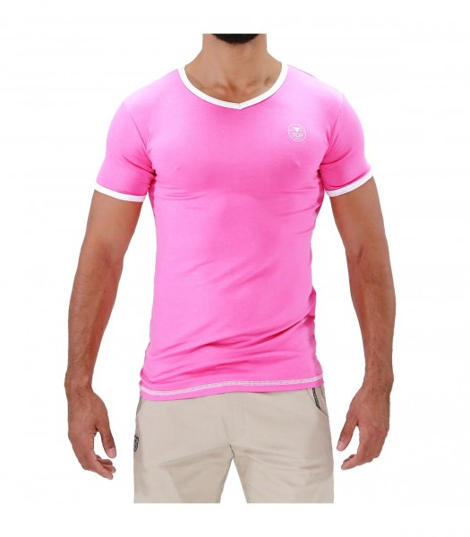 TOF - HOLA T-SHIRT - PINK