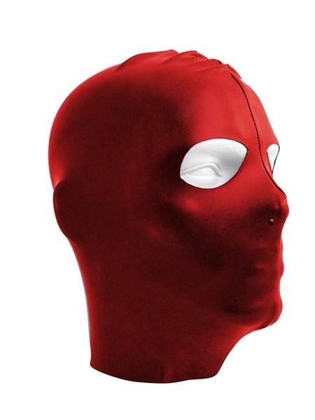 Mister B Datex Hood Eyes Open Only - Red