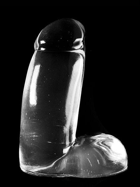Dark Crystal Marcin Dildo Clear