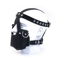 Mister B Leather Muzzle Mask