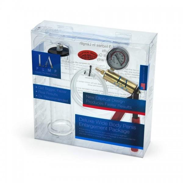 LA Pump Premium Elliptical Cylinder Kit 5,0 x 23 cm