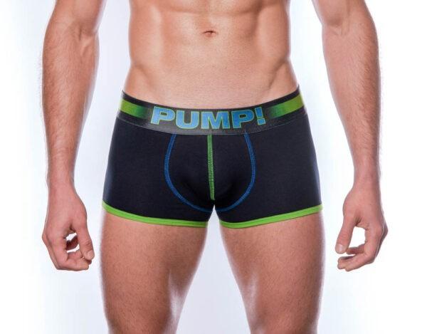 PUMP! PLAY Grün Boxer