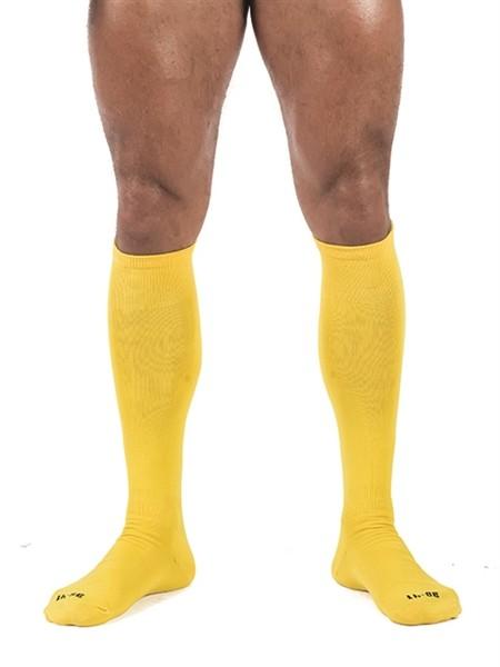 Football Socks Yellow