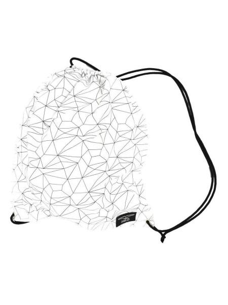 Mister B Urban Backpack - White