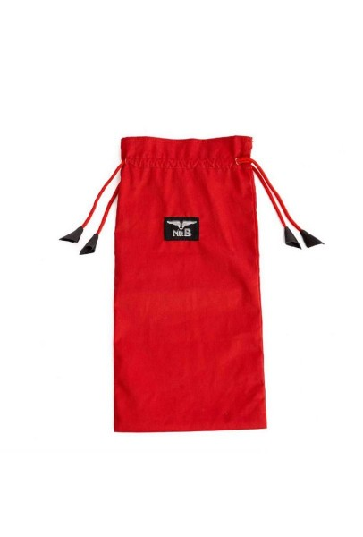 Mister B Toy Bag - Red M