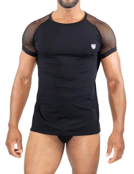 TOF - DAVIO T-SHIRTS BLACK