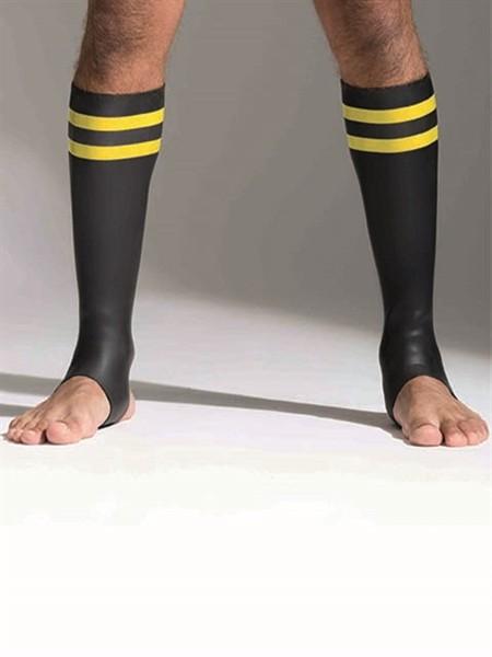 Neoprene Socks Yellow Tall
