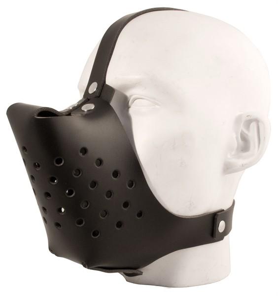 Mister B Leather Dog Muzzle