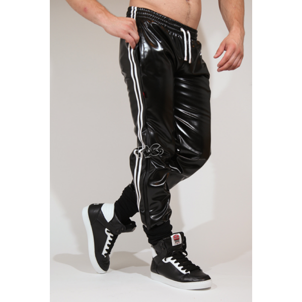 Capt. Berlin Jogging Pants + White Stripes
