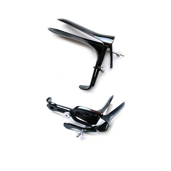 Black Label - Stainless Steel Cosco Speculum - Medium