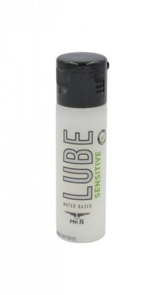 Mister B LUBE Sensitive wasserbasiertes Gleitgel 30 ml