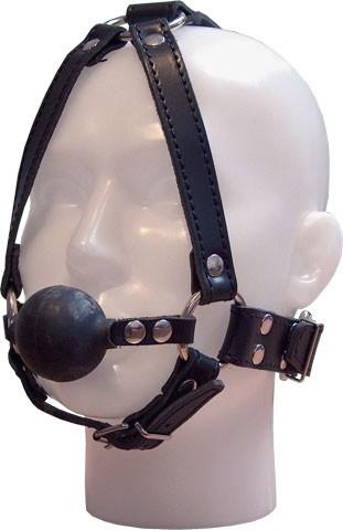Mister B Ballgag Face Harness