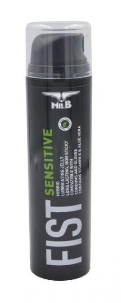 Mister B FIST Sensitive wasserbasiertes Gleitgel 200 ml