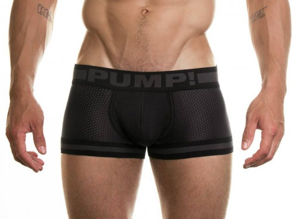PUMP! Touchdown Black Ninja Boxer