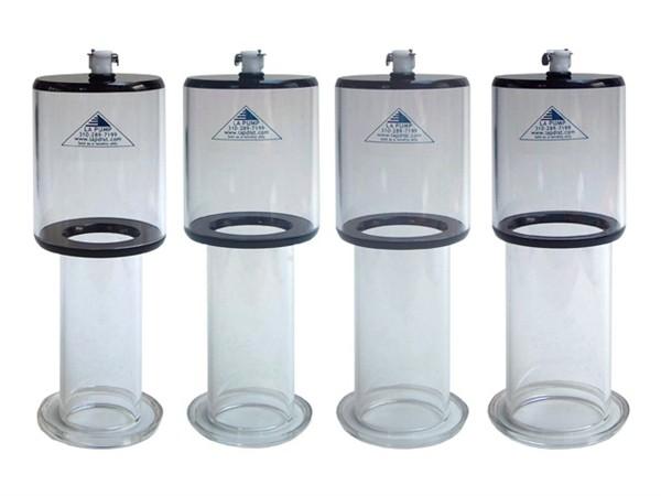 LA Pump Mushroom Cylinder