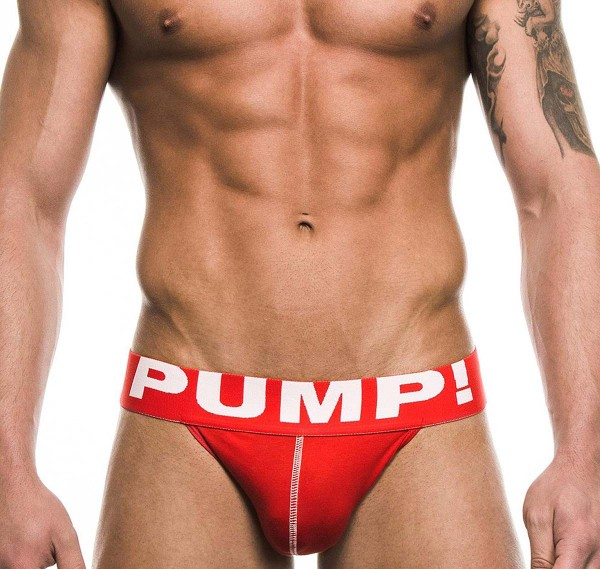 PUMP! Red Jock