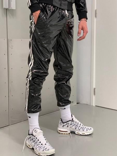 Mr Riegillio PVC Tracksuit Pants