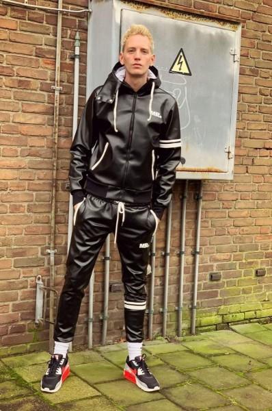 Mr Riegillio MR Black Pants