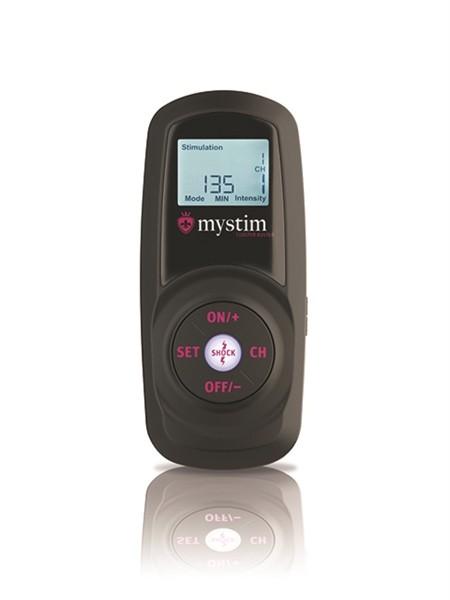 Mystim Cluster Buster Wireless eStim Device Starterkit