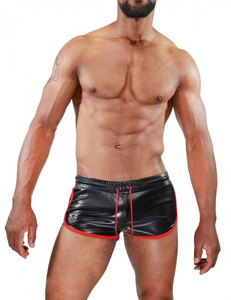 TOF - CRUISE DELUX SHORTS BLACK-RED
