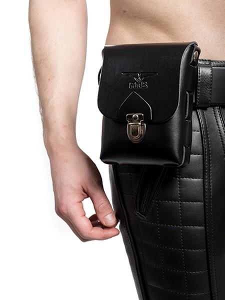 Mister B Leather Belt Bag L