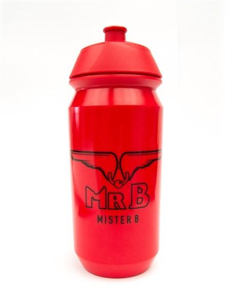 Mister B Lube Bottle - Red 500ml