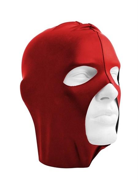 Mister B Datex Cocksucker Hood - Red