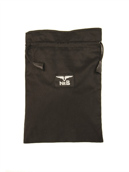 Mister B Toy Bag - Black S