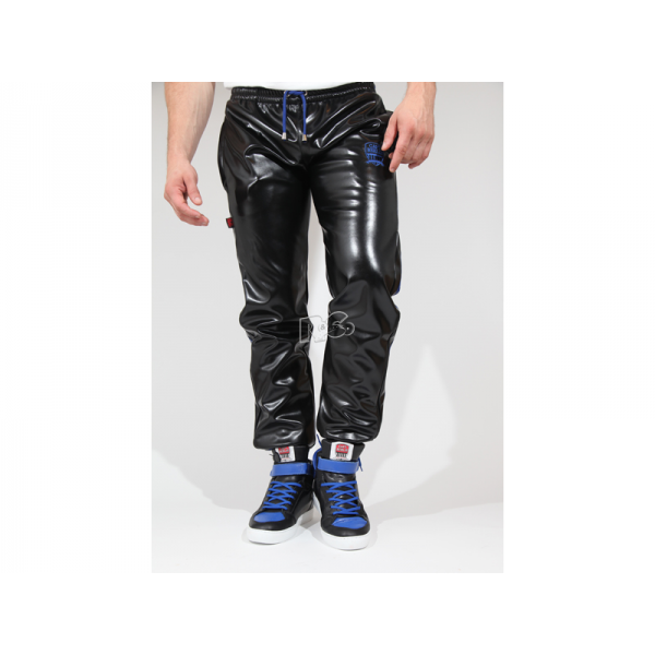 Capt. Berlin Jogging Pants + Blue Stripes