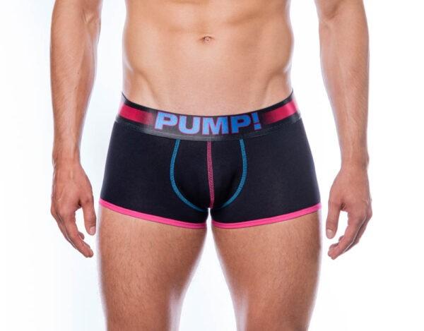 PUMP! PLAY Rot/Fuchsia Boxer